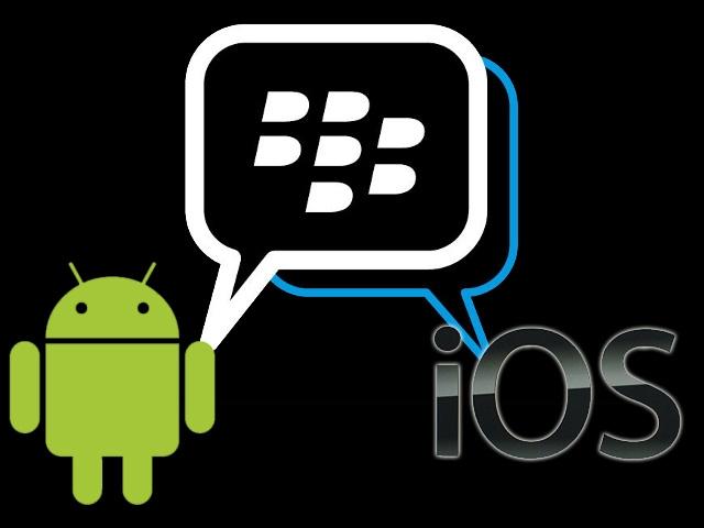 BBM для iOS и Android – рост популярности или потеря эксклюзивности?