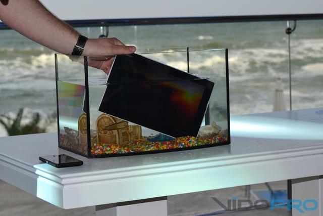 В Одессе состоялась презентация нового Sony Xperia ZR и других устройств линейки 2013 года