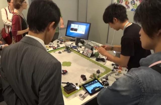 Совместный проект Sony и Lego