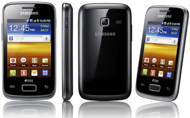 Samsung S6312 Galaxy Young Duos: Новий Duos - нові можливості
