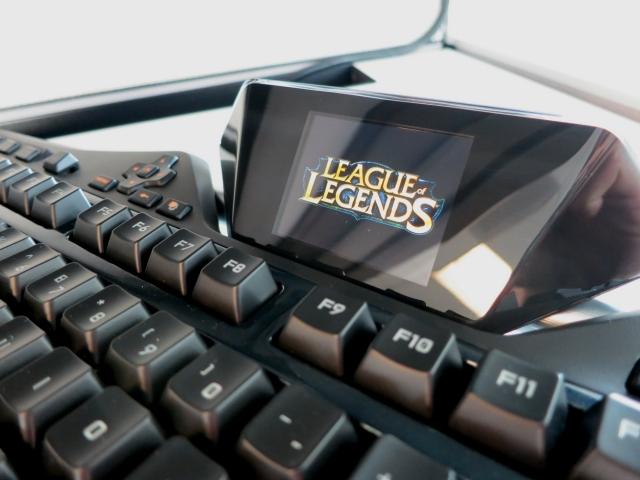 Новая линейка Logitech G на игровом турнире в третьем сезоне League of Legends