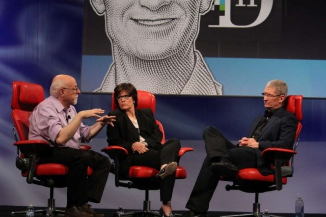 Тим Кук на D11: Google Glass не будут пользоваться спросом