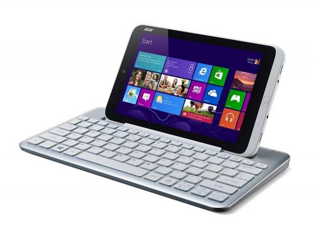 В Acer представили Iconia W3 – первый 8-дюймовый планшет на Windows 8