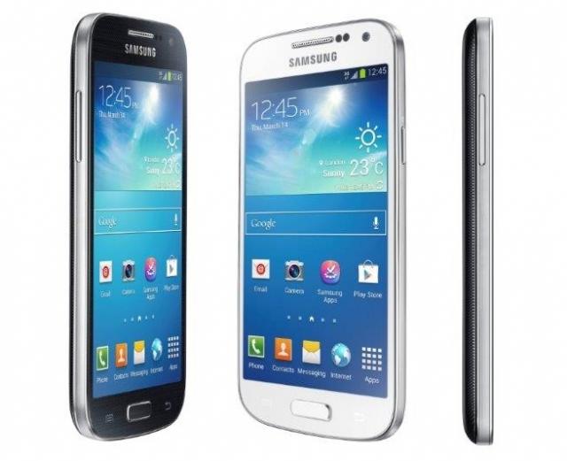 Samsung GALAXY S4 mini: в Украине на две SIM-карты