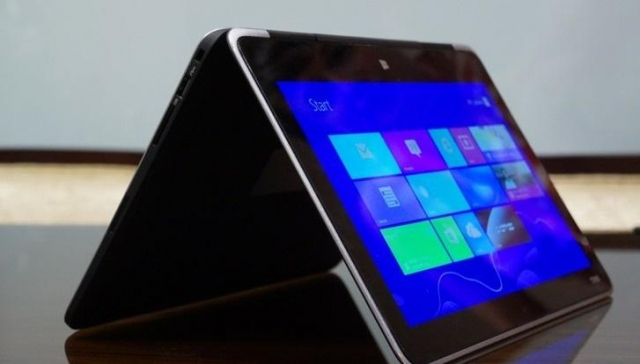 Планшет-ноутбук XPS 11 от Dell – дань линейке Lenovo Yoga