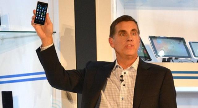 Intel показала первый смартфон на базе чипа Merrifield