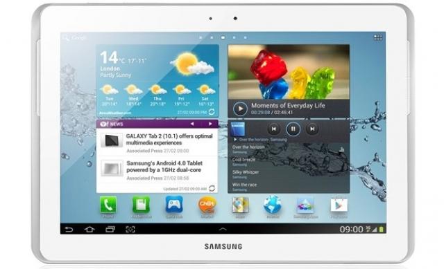 Новый Samsung GALAXY Tab 3 на базе процессоров Intel Atom Z2560