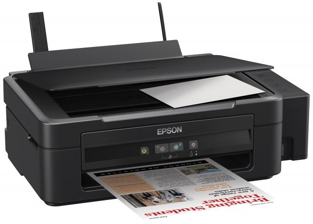 Новое струйное цветное МФУ Epson L350: высокая скорость и компактные размеры