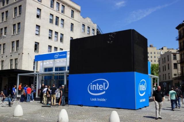 Intel организовала инвестиционный фонд на 100 миллионов долларов США