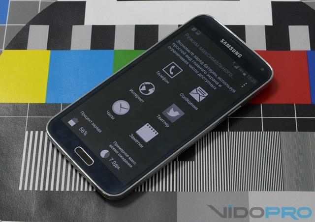 7 дней с Samsung Galaxy S5: производительность и энергосбережение