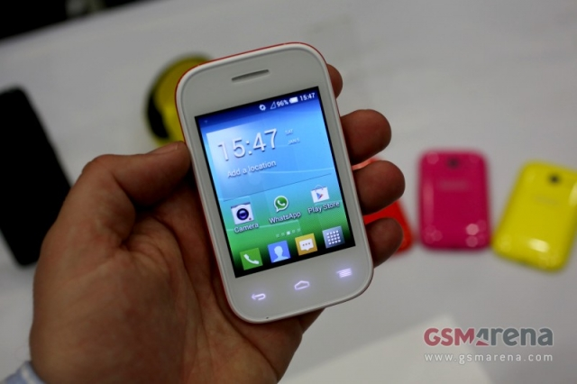 MWC 2014: Alcatel представила смартфон One Touch Idol 2 Mini S и One Touch Pop Fit