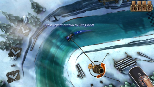 Новые игры специально для LG Smart TV CINEMA 3D