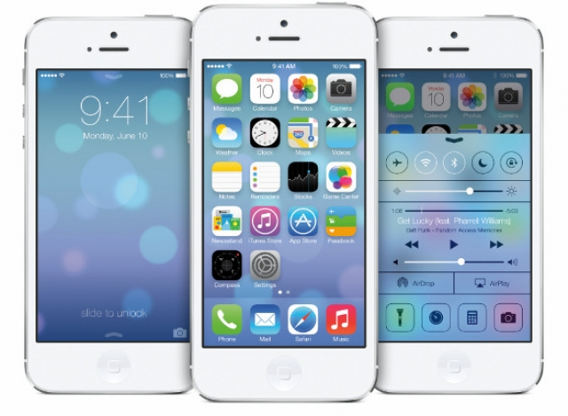 iOS 7 – новый интерфейс, новые возможности