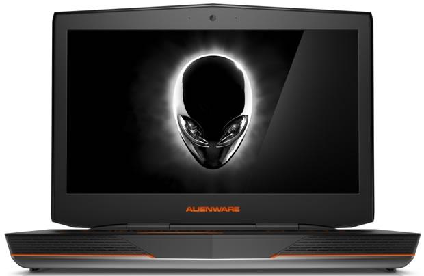 Dell пополнила линейку Alienware тремя новыми ноутбуками