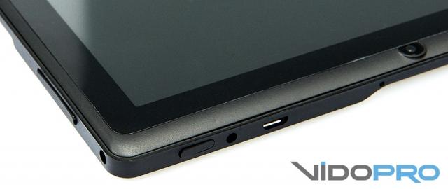 Globex GU-703C: планшет – это недорого