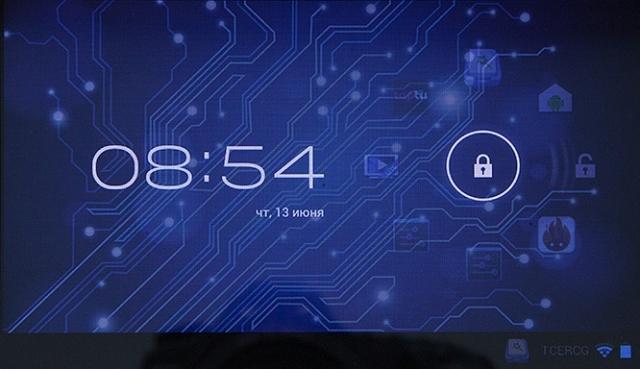 Senkatel Smartbook T6001: теперь с новой прошивкой