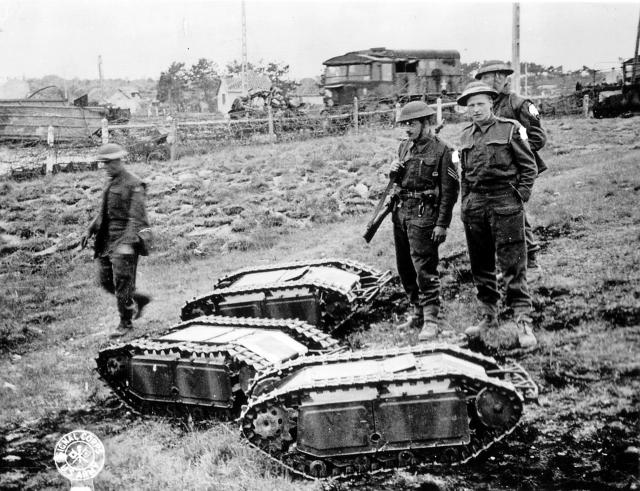 5 самых странных видов оружия Второй Мировой Войны
