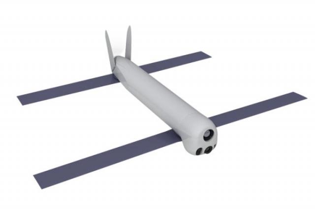 Тактический ракетный комплекс Switchblade - тихая ракета-дрон с глазами