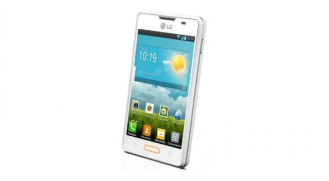 Официальный дебют LG Optimus L4 II