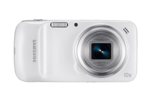 Samsung GALAXY S4 zoom – увеличение в десять раз
