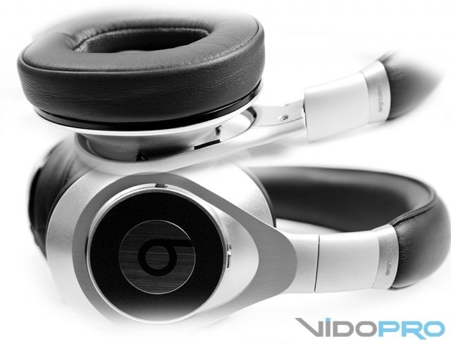 Beats by Dr. Dre Executive: насыщенный бас в металлическом корпусе