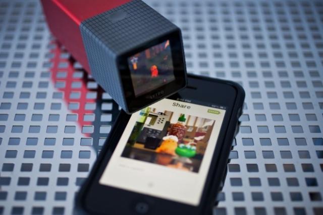 Новое приложение для Lytro позволяет записывать анимированные GIF