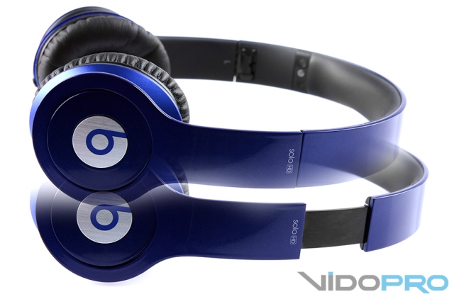Beats by Dr. Dre Solo HD: звук и стиль