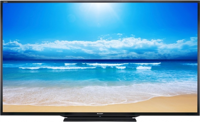 Sharp AQUOS LED TV - 90 дюймов!