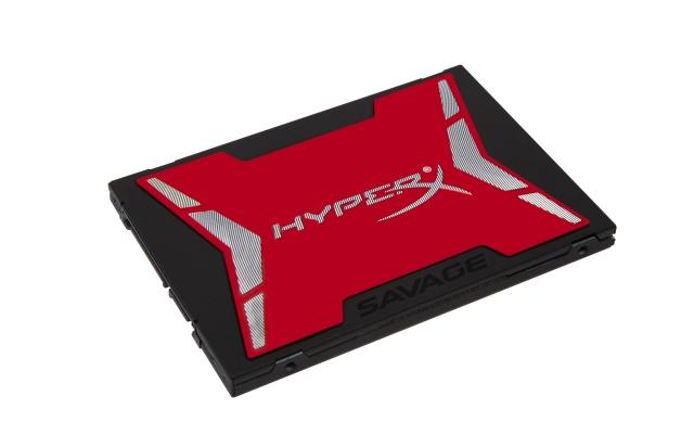 SSD HyperX Savage: высокая производительность, непревзойденный дизайн