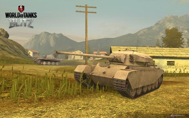 World of Tanks Blitz приходит на Android-устройства