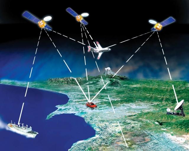 Китайская навигационная система Beidou лучше сопротивляется помехам