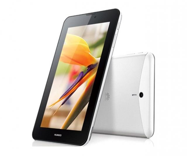 MediaPad 7 Vogue – новый планшет от Huawei