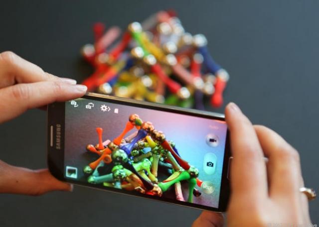 Половина смартфонов, проданных в Европе, – производства Samsung