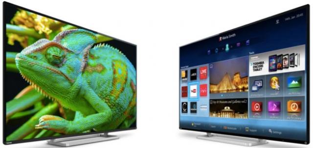 Toshiba презентовала линейку новых LED HDTV-телевизоров