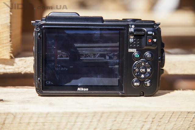 Обзор фотоаппарата Nikon AW130: к путешествию готов