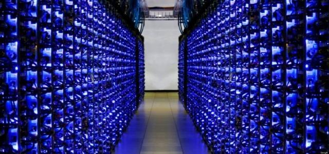 Дата-центр Google потерял данные после удара молнией