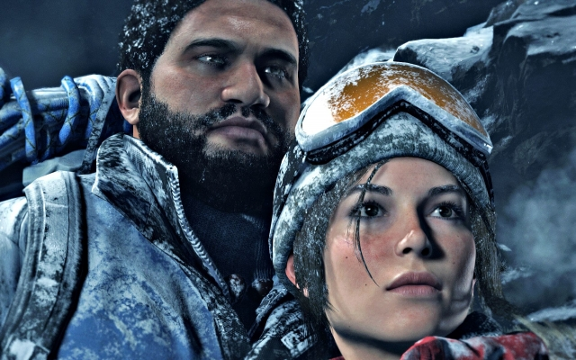Новые скриншоты игры Rise Of The Tomb Raider