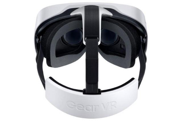 Очки виртуальной реальности Samsung Gear VR для Galaxy S6/S6 edge можно купить в Украине