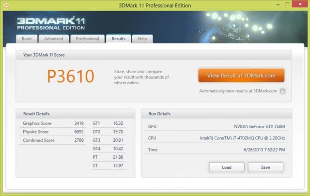 Acer Aspire V3-772G: быстрее метеора