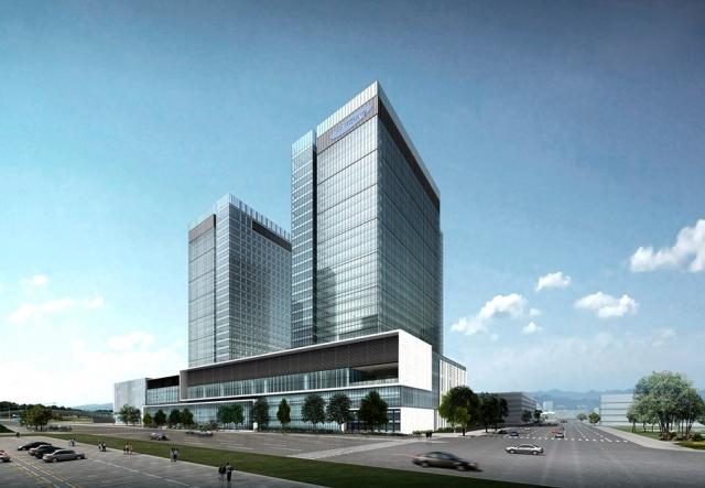 Samsung собирается построить пять научно-исследовательских центров