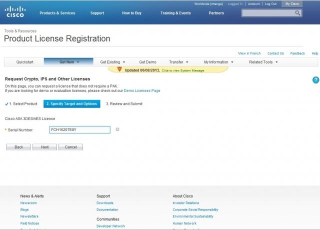 Активация лицензии К9 на Cisco ASA5500. Часть первая