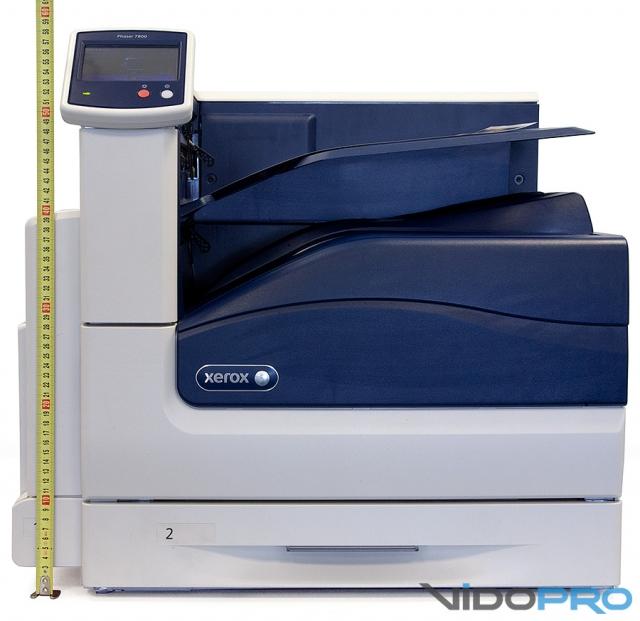 Xerox Phaser 7800DN – полиграфическая печать в вашем офисе