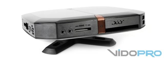 Acer Revo RL80: не больше диска для фрисби