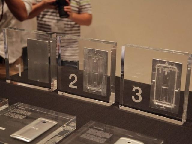 Будущие смартфоны НТС будут выпускаться в металлическом корпусе как у HTC One