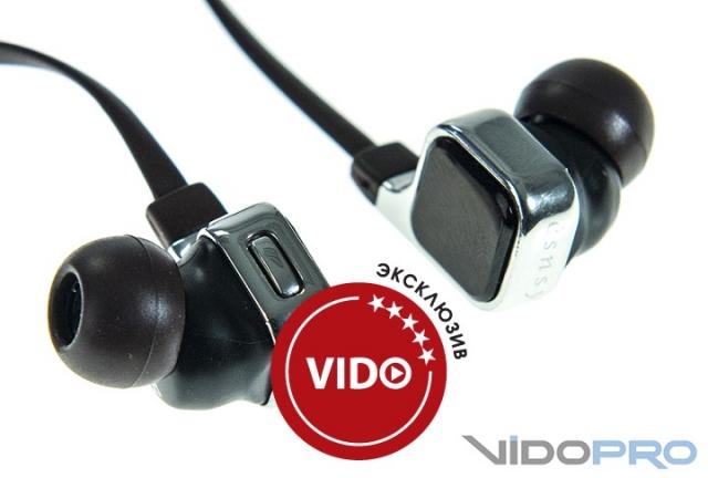 JVC HA-FR65S – интеллектуальная гарнитура с глубокими басами