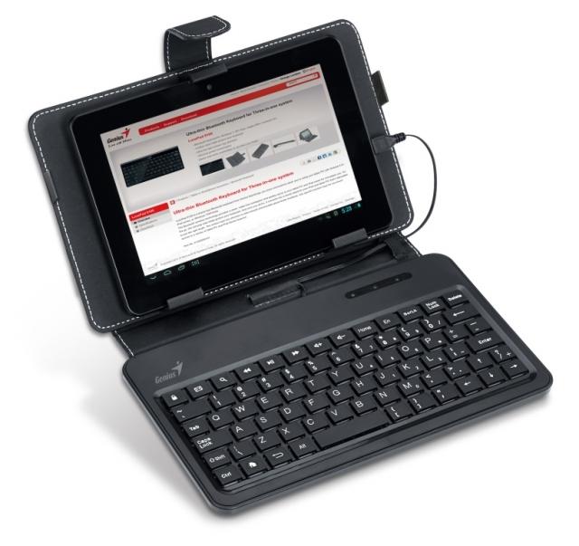Проводная клавиатура для Android-планшетов
