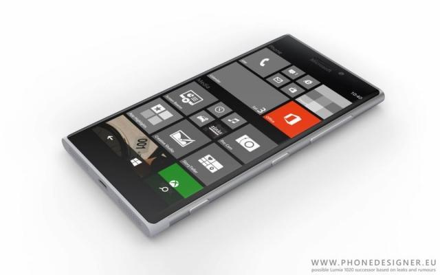 Смартфон моей мечты: камерофон Microsoft Lumia 1030/1040 с Quad HD-дисплеем и 50 МП камерой