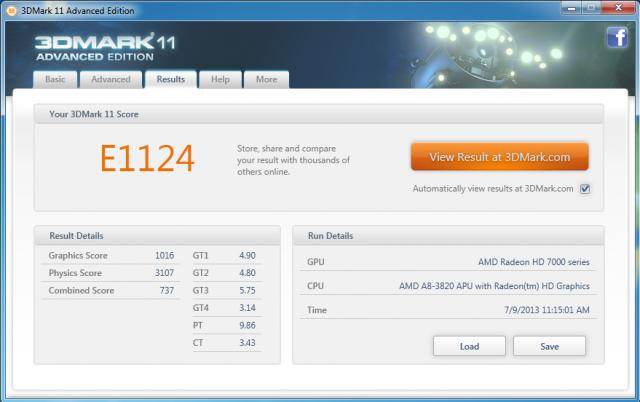 Acer Aspire M1470: для работы – в самый раз