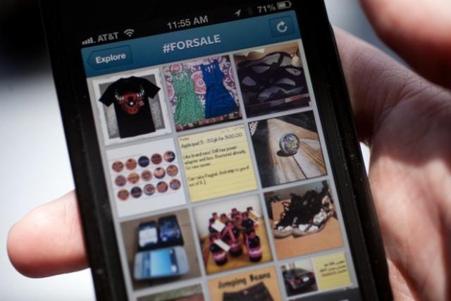 Оружие, ящерицы и другие удивительные вещи, которые можно приобрести с помощью Instagram