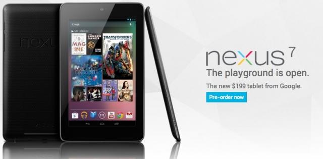 """Опустить стоимость планшета Google Nexus 2 7"""" до 200$ не вышло"""